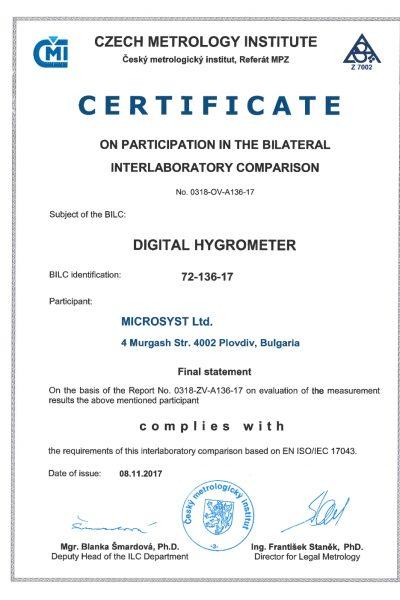 BILC_136-17_Certificate